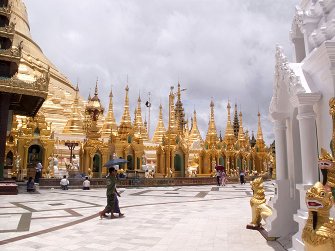 Burma, un taram fascinant - Poza 34