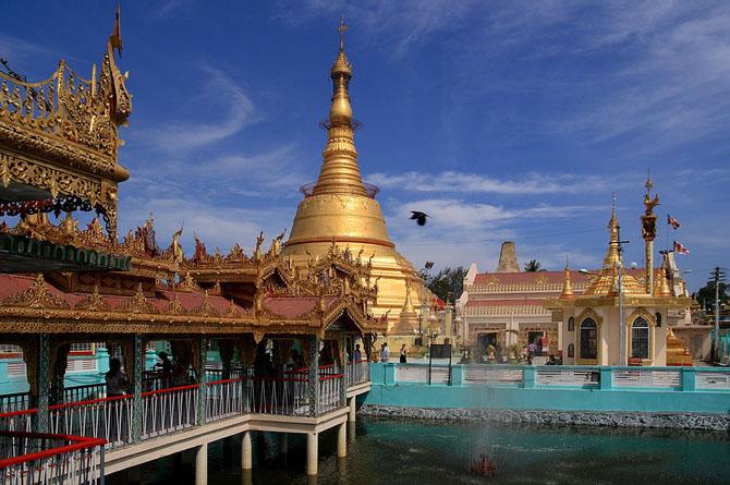 Burma, un taram fascinant - Poza 35