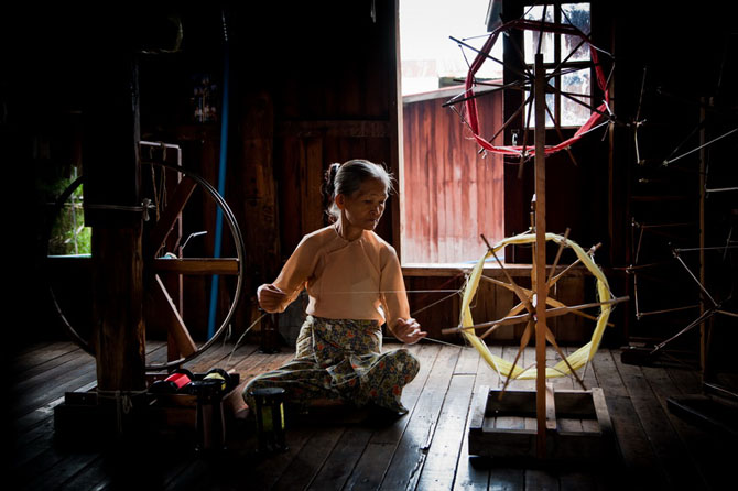 Burma, un taram fascinant - Poza 38