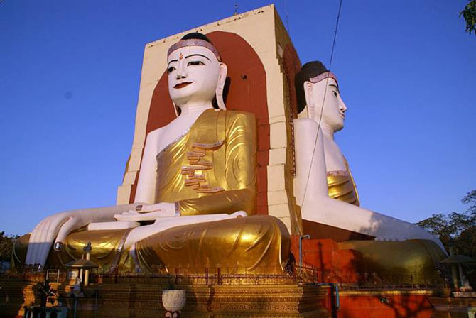 Burma, un taram fascinant - Poza 4