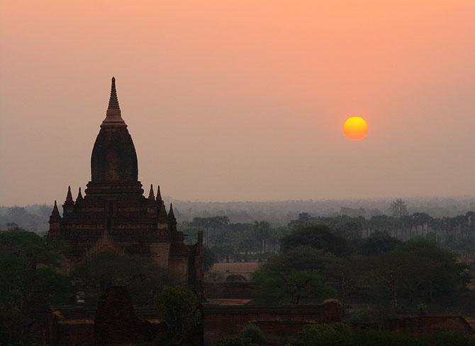 Burma, un taram fascinant - Poza 40