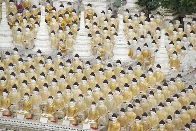 Burma, un taram fascinant - Poza 6