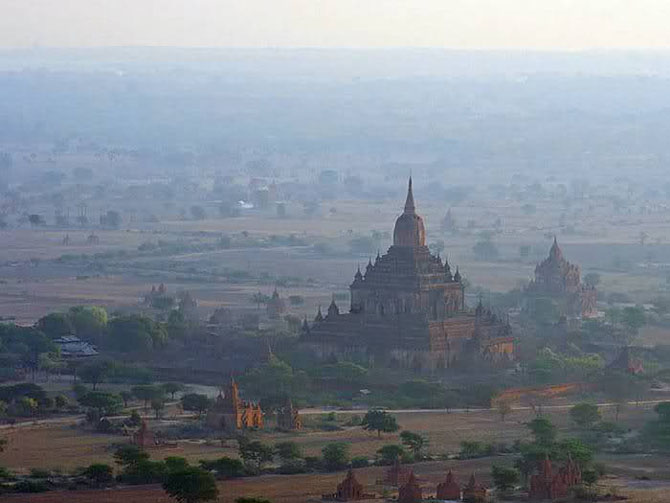 Burma, un taram fascinant - Poza 7