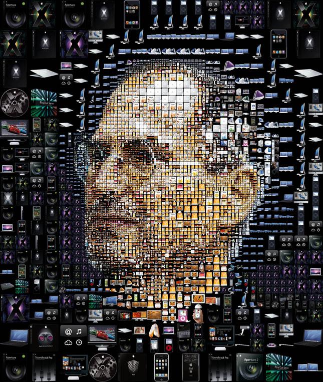 Portrete uimitoare in mozaic - Poza 22