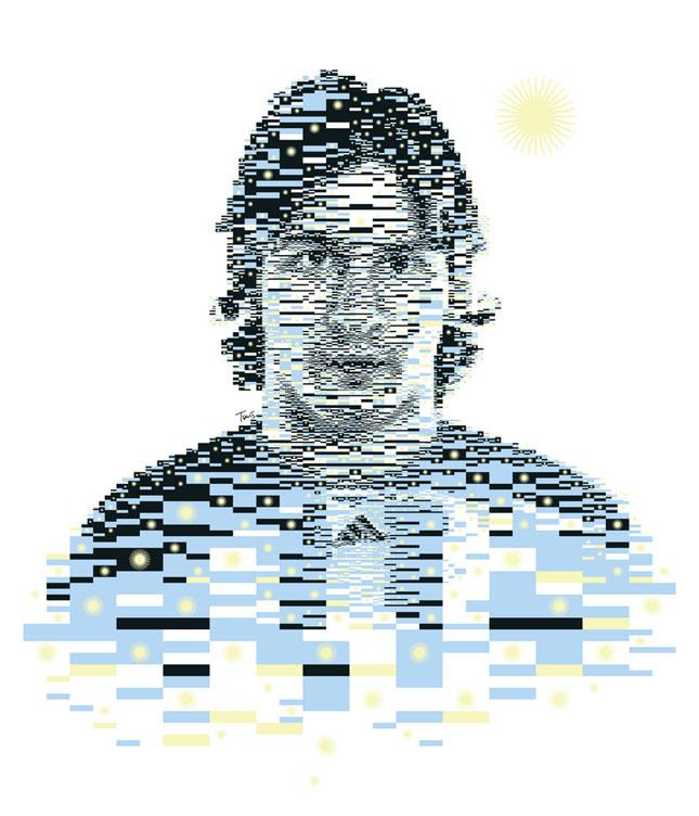 Portrete uimitoare in mozaic - Poza 25
