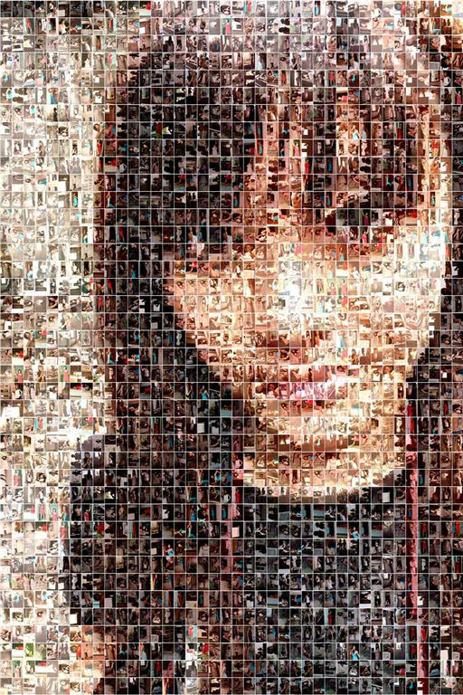 Portrete uimitoare in mozaic - Poza 30