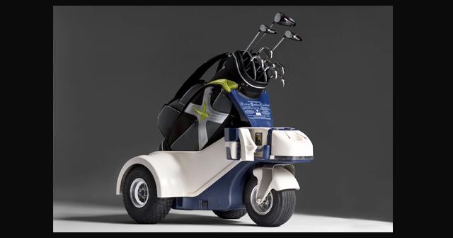 Shadow Caddy pentru golf - Poza 1