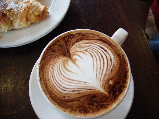40 de desene in cestile de cafea - Poza 1