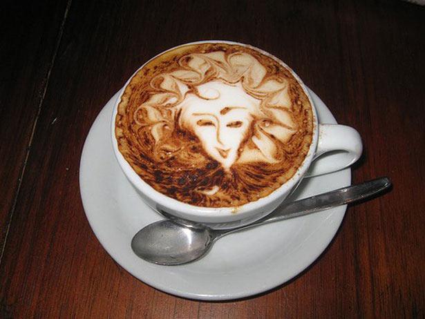 40 de desene in cestile de cafea - Poza 14