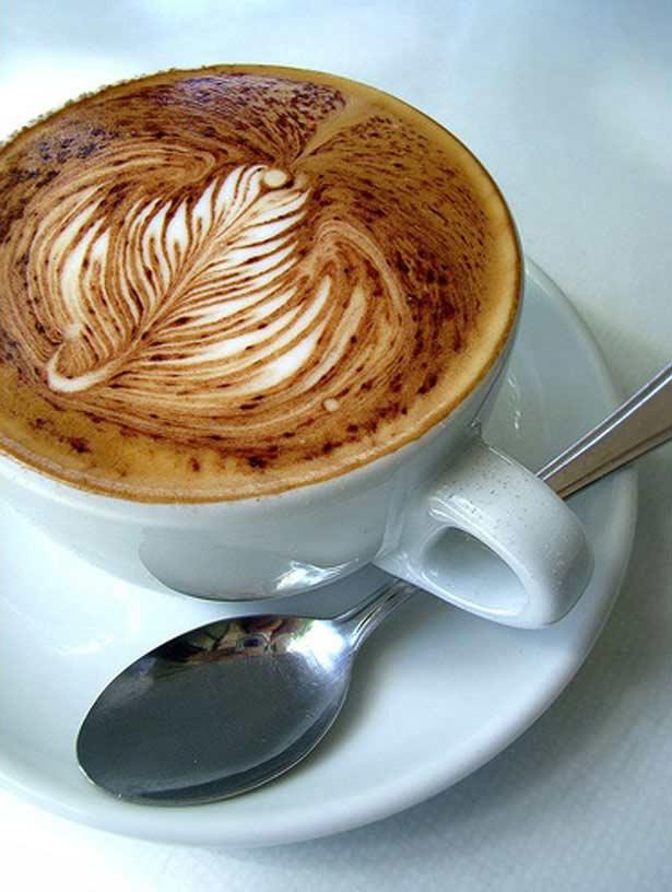 40 de desene in cestile de cafea - Poza 17
