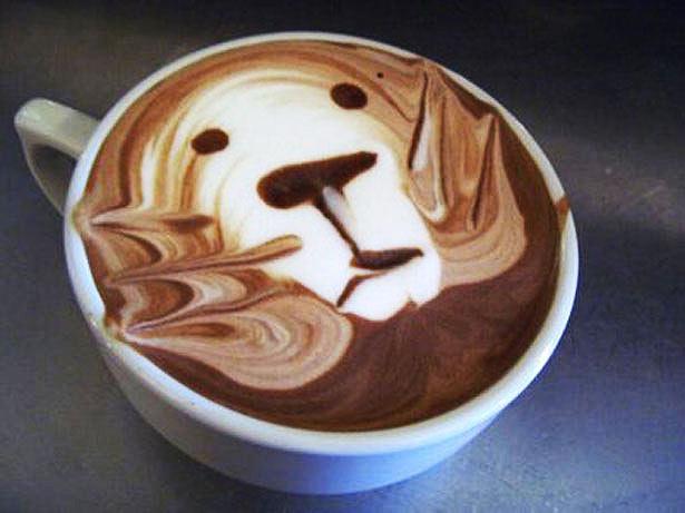 40 de desene in cestile de cafea - Poza 19