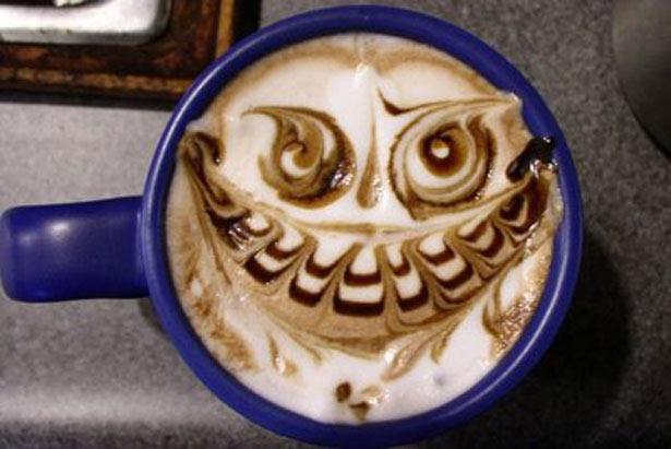 40 de desene in cestile de cafea - Poza 20