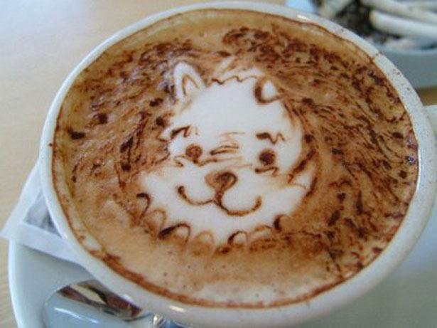 40 de desene in cestile de cafea - Poza 23