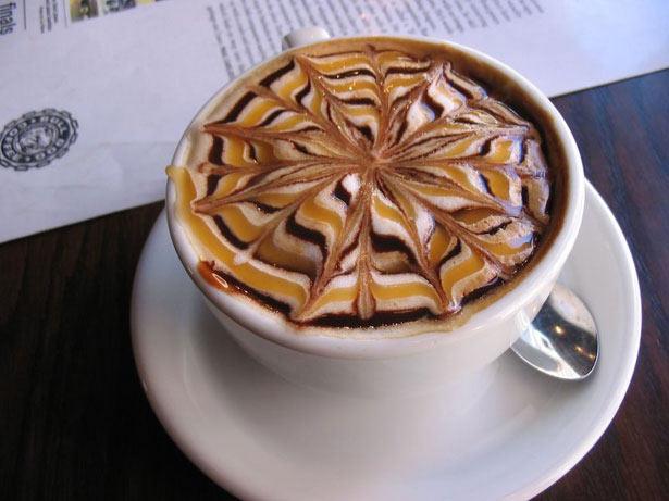 40 de desene in cestile de cafea - Poza 24