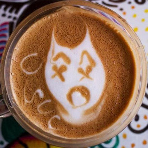 40 de desene in cestile de cafea - Poza 25