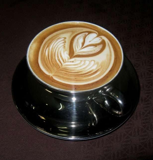 40 de desene in cestile de cafea - Poza 29