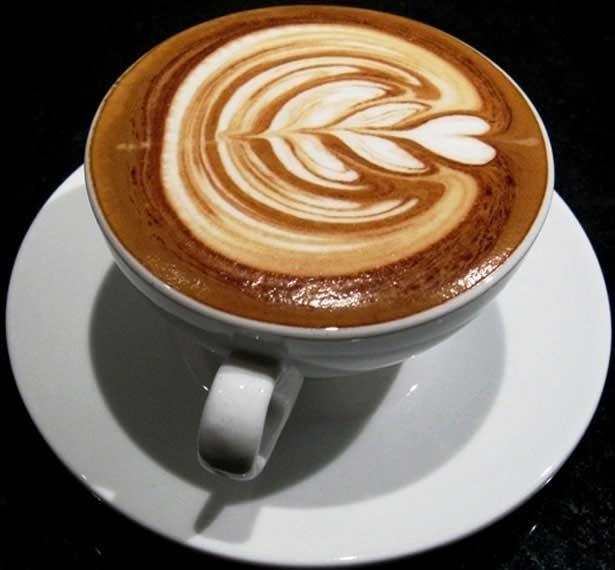 40 de desene in cestile de cafea - Poza 30