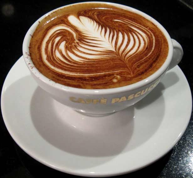 40 de desene in cestile de cafea - Poza 31
