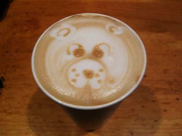 40 de desene in cestile de cafea - Poza 34