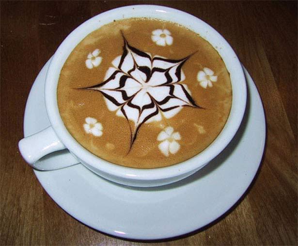 40 de desene in cestile de cafea - Poza 39