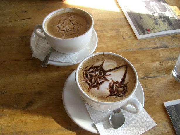40 de desene in cestile de cafea - Poza 4