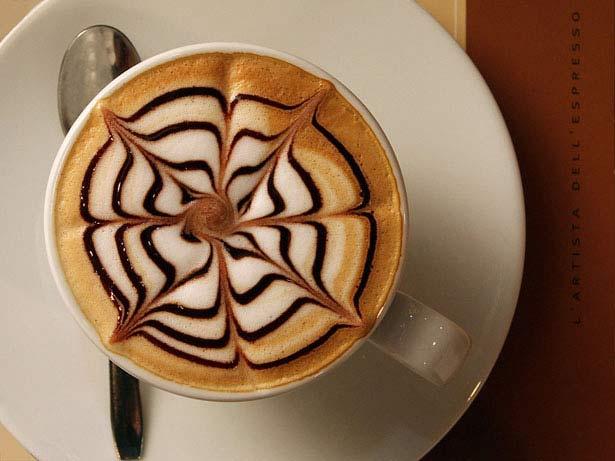 40 de desene in cestile de cafea - Poza 9