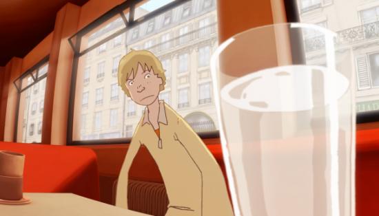 Cafe Allonge - film de scurt metraj impresionant