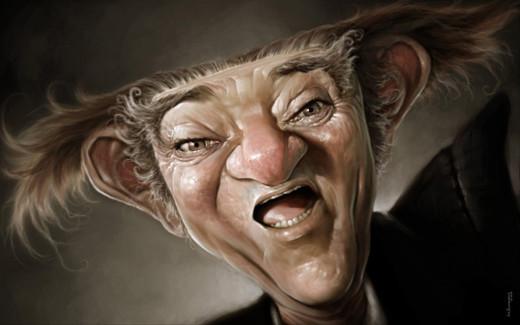 Celebritati in caricaturi amuzante - Poza 6