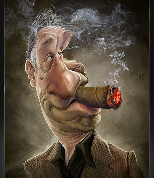 Celebritati in caricaturi amuzante - Poza 13