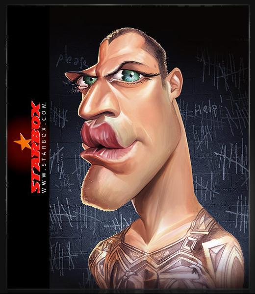 Celebritati in caricaturi amuzante - Poza 14