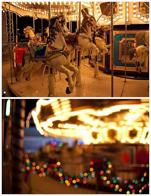 Fotografiile unui carusel plin de culoare - Poza 1