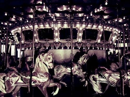Fotografiile unui carusel plin de culoare - Poza 8