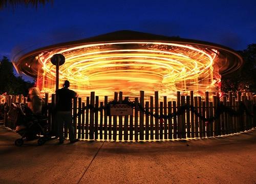 Fotografiile unui carusel plin de culoare - Poza 17