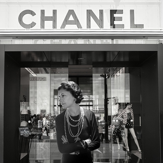 Cele mai elegante si pline de inspiratie de la Coco Chanel - Poza 1