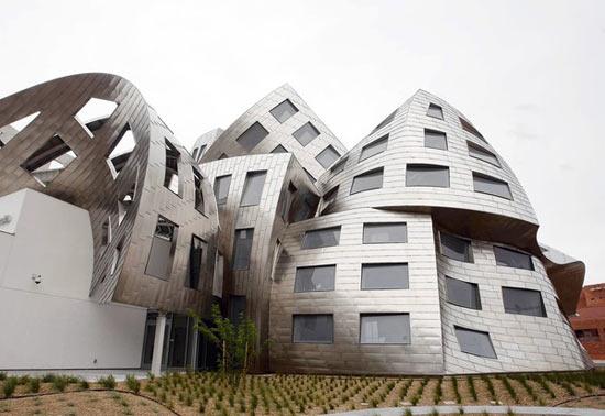 Superba arhitectura a clinicii din Cleveland - Poza 1