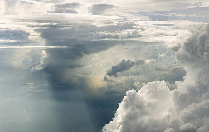 33 de poze extraordinare cu nori - Poza 10