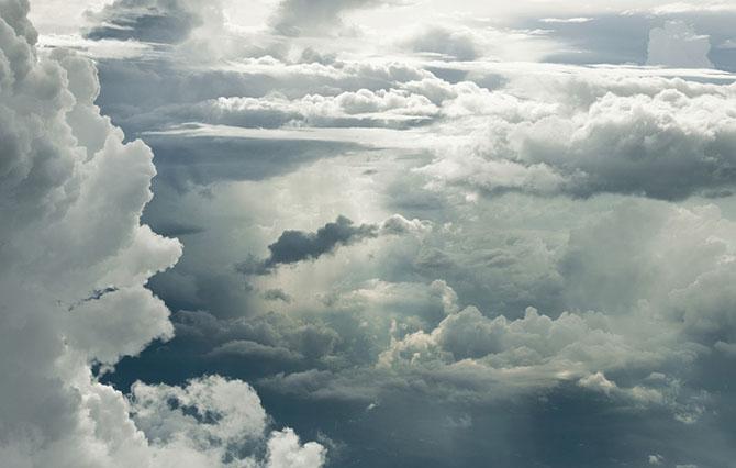 33 de poze extraordinare cu nori - Poza 12