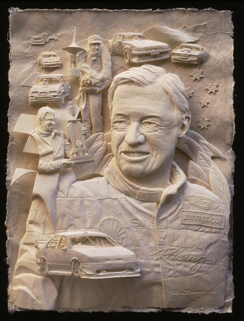 25 de sculpturi din hartie - Poza 5