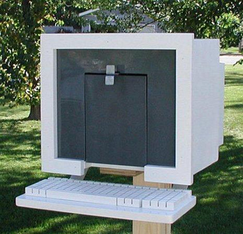 30 de cutii postale ingenioase! - Poza 7