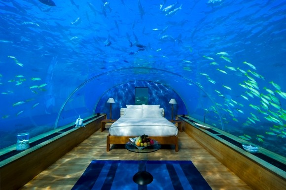 Dormitor fantastic sub oceanul Indian - Poza 1