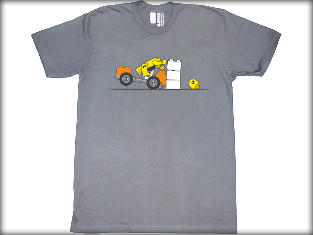 Tricou Crash Test - Poza 1