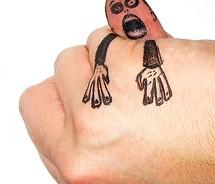 Funny: Degetele pot fi chiar simpatice! - Poza 4
