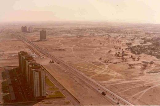 Dubai, vazut din elicopter - Poza 1