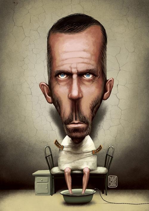 45 de desene minunate: Denis Zilber - Poza 1