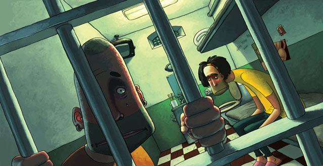45 de desene minunate: Denis Zilber - Poza 13