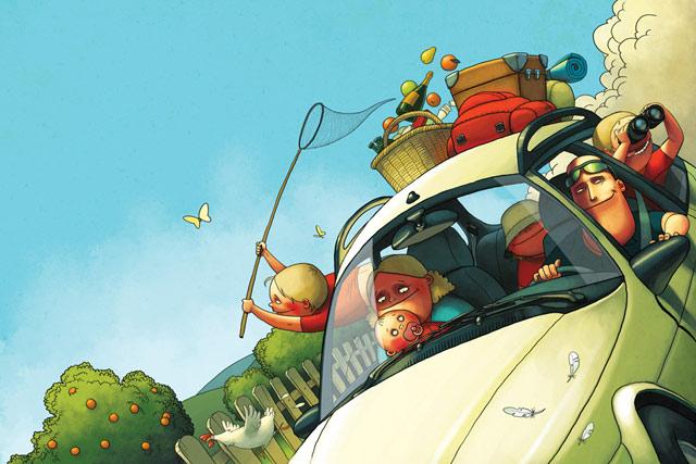 45 de desene minunate: Denis Zilber - Poza 2