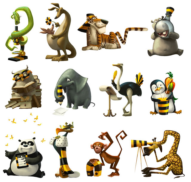 45 de desene minunate: Denis Zilber - Poza 21