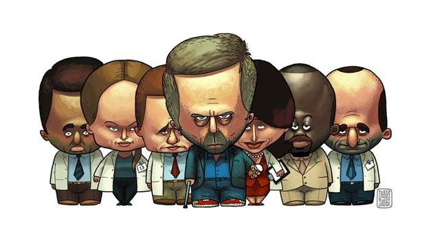 45 de desene minunate: Denis Zilber - Poza 26
