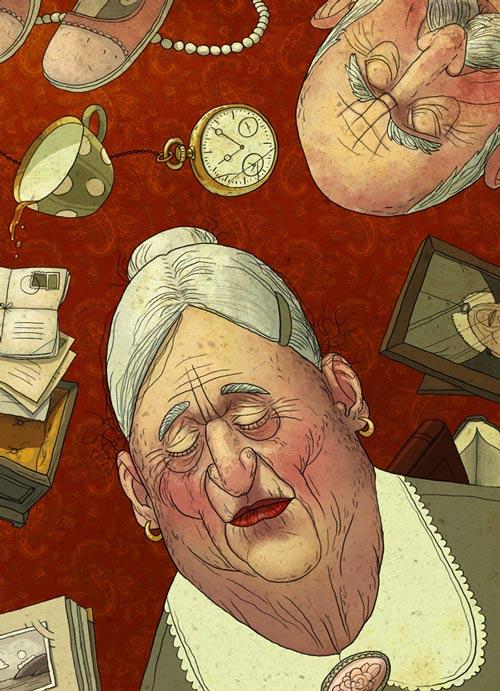 45 de desene minunate: Denis Zilber - Poza 31