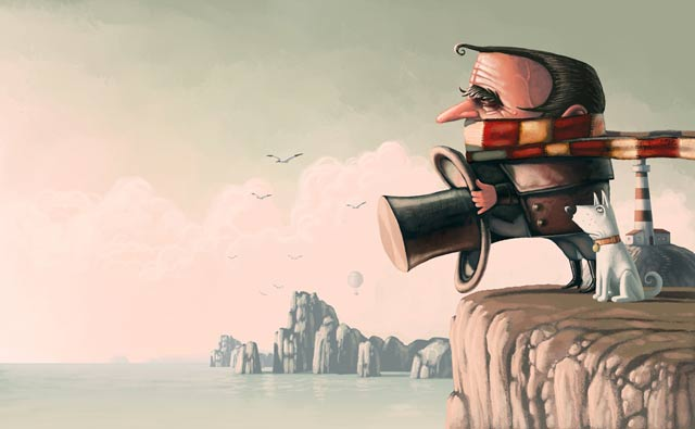 45 de desene minunate: Denis Zilber - Poza 45